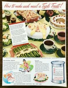 1947-Can-Mfg-Institute-Canned-Food-Promo-Ad-How-to-Make-Each-Meal-a-Triple-Treat