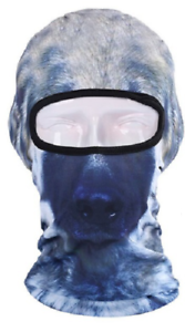 Cycling Bicycle Ski Balaclava Hat Motorcycle Full Face Masks 3D-Cats & Dogs