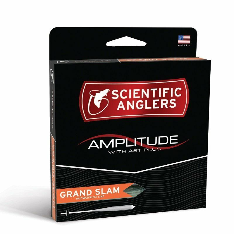S A Amplitude Grand Slam Fly Line - WF12F - New