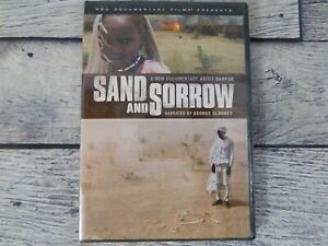 Sand And Sorrow: A New Documentary About Darfur by George Clooney Pack of 4