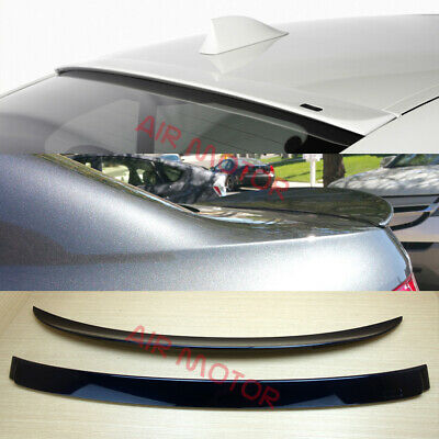 Details about  /Painted BMW F10 A Roof /& P Performance Style Rear Trunk Spoiler Boot Wing