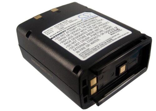NEW Battery for Icom IC-A22 IC-A22E IC-A3 CM-166 Ni-MH UK Stock