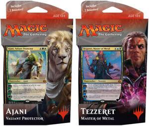 Aether Revolt Planeswalker Deck englisch MtG Magic the Gathering Sammelkartenspiele/Trading Card Games & Zubehör Magic Starter