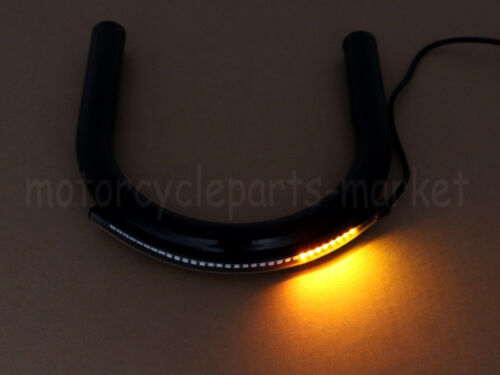 U Cafe Racer Seat Frame Hoop Loop End Brat Yamaha XS 750 850 1100 W// Light 210MM