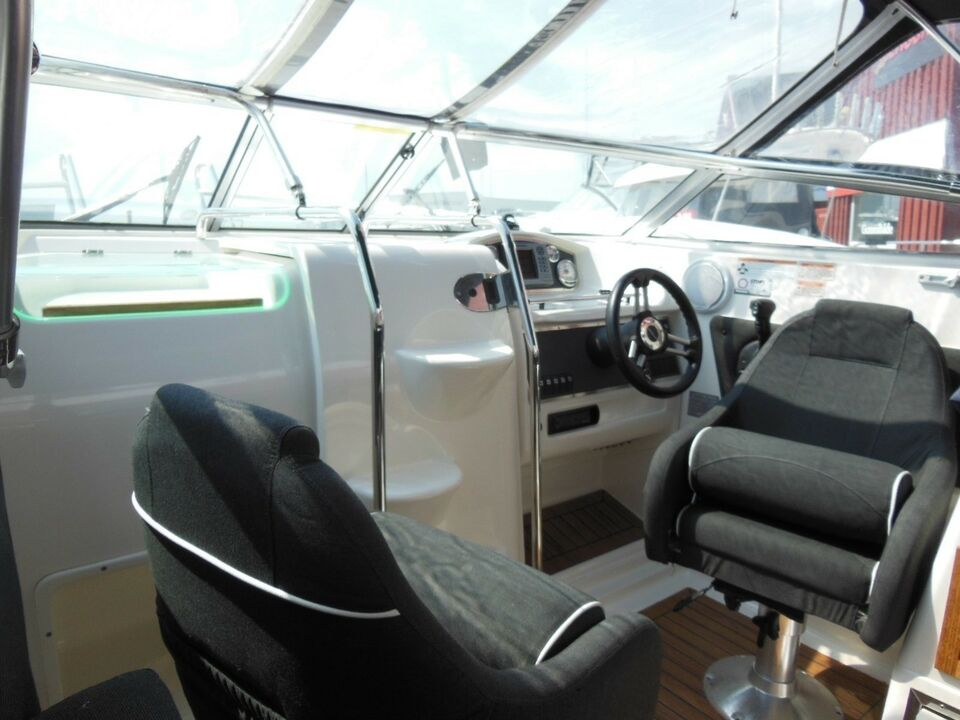 Uttern D66 Exclusive Daycruiser, Motorbåd, fod 6