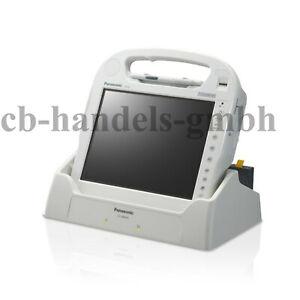 PANASONIC-TOUGHBOOK-CF-H1-INTEL-Z540-1-86GHZ-1GB-RAM-120GB-STIFT-amp-DOCK-10-4-034-RFID
