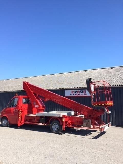 Andet, Lastbillift - GSR Lastbillift - GSR E200T