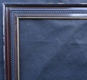 N-635-CADRE-Epoque-fin-XIXeme-bois-sculpte-pour-chassis-80-5-x-63-cm
