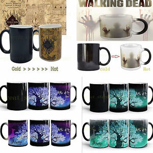 Heat-Hot-Reactive-Changing-Color-Magic-Mug-Ceramic-Coffee-Tea-Milk-Sensitive-Cup