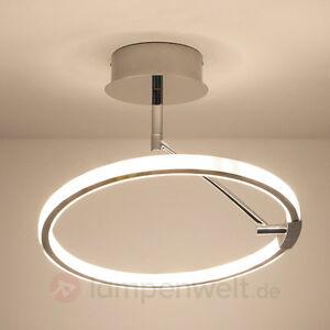 LED-Deckenleuchte Anelia Ring Leuchtring Deckenlampe LEDs Küche ...