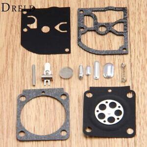Carburetor Repair Kit Chainsaw Trimmer Parts RB-100 Gasket Diaphragm For Zama ST