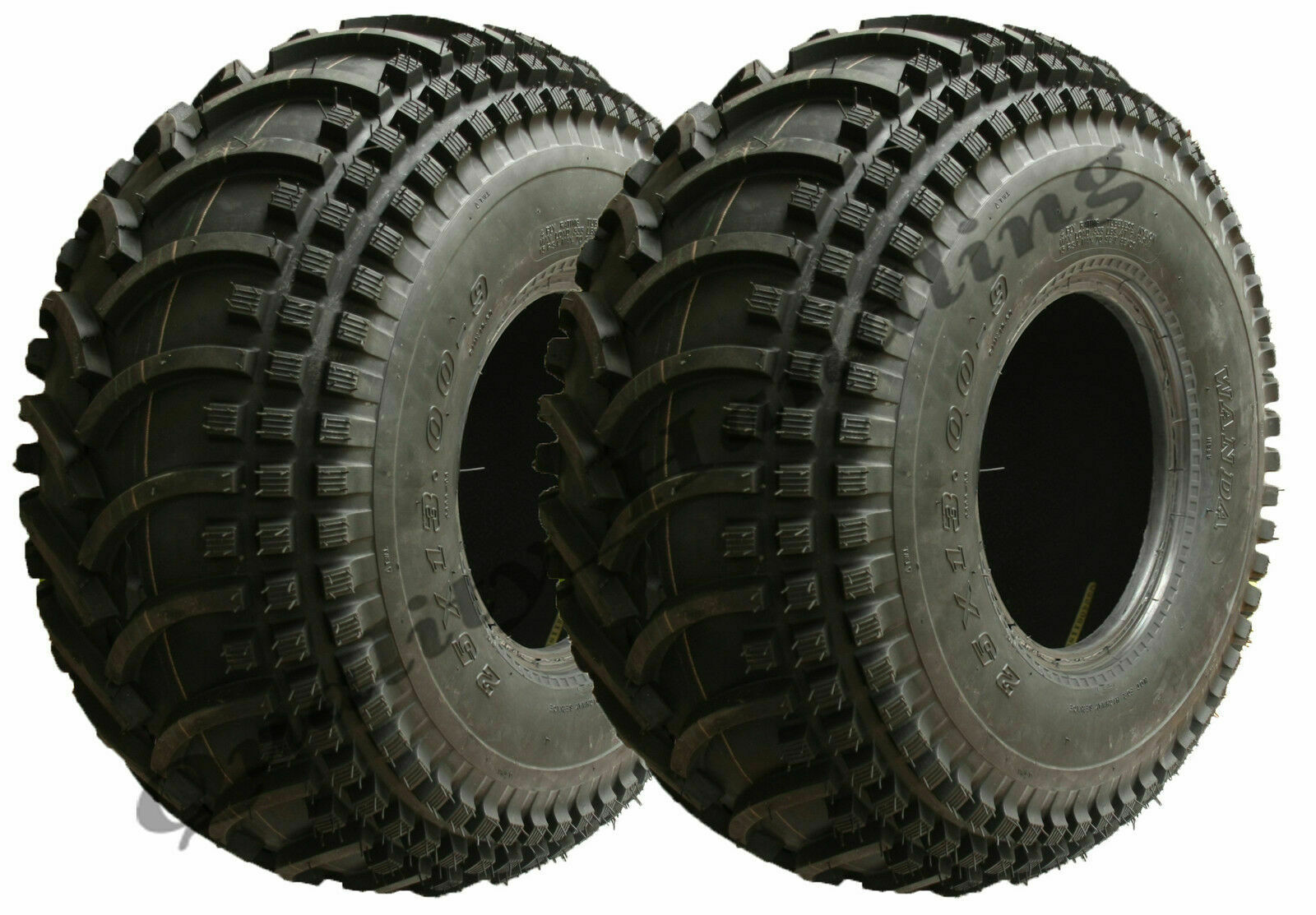 2 - 25x13.00-9 Quad Reifen 25 13 9 Atv Reifen (25 12 9)