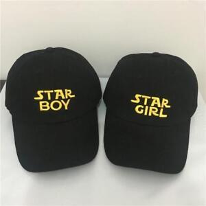 Star Girl Star Boy 6 Panel Unconstructed Adjustable Dad Hat Baseball ... da537e024f1