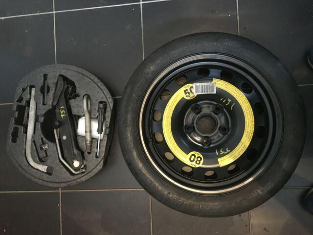 "BRAND NEW Genuine Suzuki VITARA 17/"" 2015-/> Spare Wheel Kit Spacesaver WITH JACK"