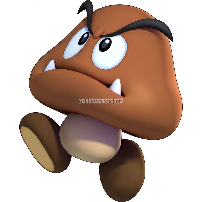 Aufkleber Goomba Super Mario 15060 15060