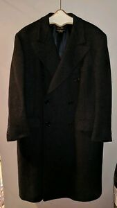 Vintage 42 England Co Coat Dress R Charcoal h Macy Grey Mens Formalaire Wool M rqRwZrT