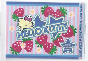 Sanrio Hello Kitty Stickers Strawberry