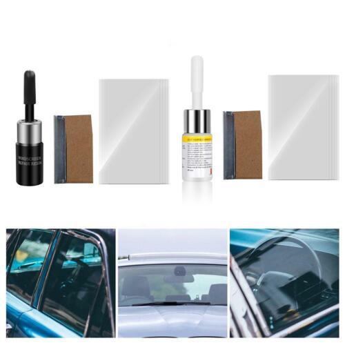 Car Windshield Windscreen Window Glass Repair Resin Aut A7P1 set Tools Glas R2Z6