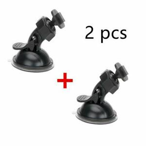 Dash-Camera-Suction-Mount-Cup-Holder-Vehicle-Video-Recorder-Windshield-amp-DashBoa