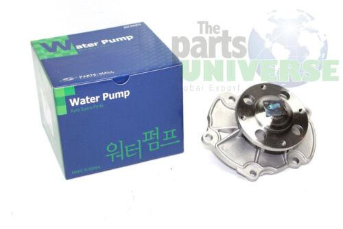 Coolant Water Pump for Chevy GMC Buick Cadillac Saab Pontiac Saturn V6 2.8L 3.6L