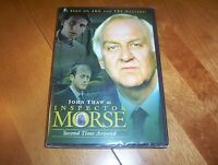 Inspector Morse Second Time Around A&e Pbs Mystery Uk Series John Thaw Dvd