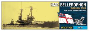 Combrig 1//700 HMS Bellerophon 1909 #70621PE