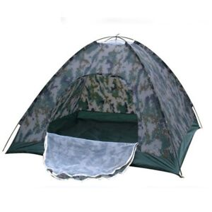 c947ef3a49 Image is loading 3-4-Person-Outdoor-Camping-Hiking-Waterproof-Folding-