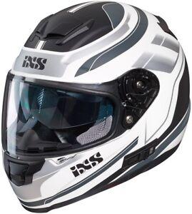 IXS-215-2-0-Casco-de-Moto-Sport-Casco-Con-Visera-Motocicleta-Touring
