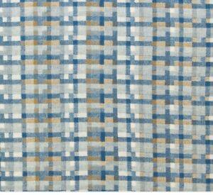 melin-tregwynt-Carew-Aqua-Welsh-Fabric-Lambs-Wool-100-Wool-50-X-40cm-Offcut