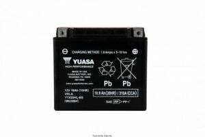 Batterie-yuasa-YTX20HL-BS-Can-Am-Renegade-800-R-efi-2009-2010-2011