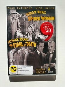 Sherlock-Holmes-The-Spider-Woman-The-Pearl-Of-Death-DVD-Basil-Rathbone