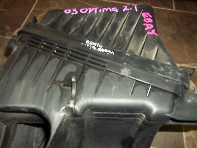 RED Short Ram Air Intake Filter For 96-01 Sephia//02-05 Sedona//01-06 Optima