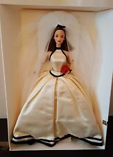 "Barbie ""Vera Wang"" Bride Doll 19788 ""First In A Series"" Collection 1998"