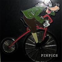 Goofy On 1900 Bicycle Pin Disney 113465