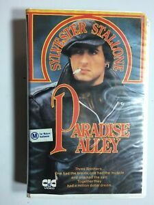 Rare-PARADISE-ALLEY-Sylvester-Stallone-1980s-Ex-Rental-BETA-not-VHS-Video-Tape