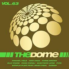 2CD*THE DOME VOL. 63***NAGELNEU & OVP!!!