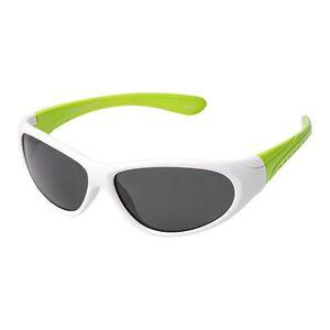 venta minorista f1639 882a7 Detalles de Verde + Blanco Infantil Gafas de Sol Infantil Envolvente Tonos  Gafas Gb