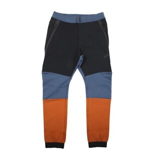 $150.00 700769-011 Nike Men Tech Fleece 2 Pants (black / blue / brown)