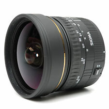 Sigma 8mm f3.5 EX DG Fisheye for Canon
