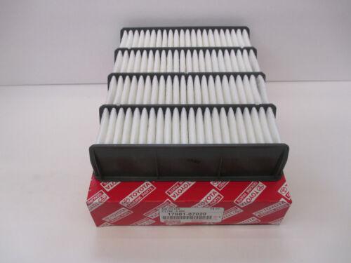 TOYOTA OEM FACTORY AIR FILTER 1996-2002 4RUNNER V6 17801-07020