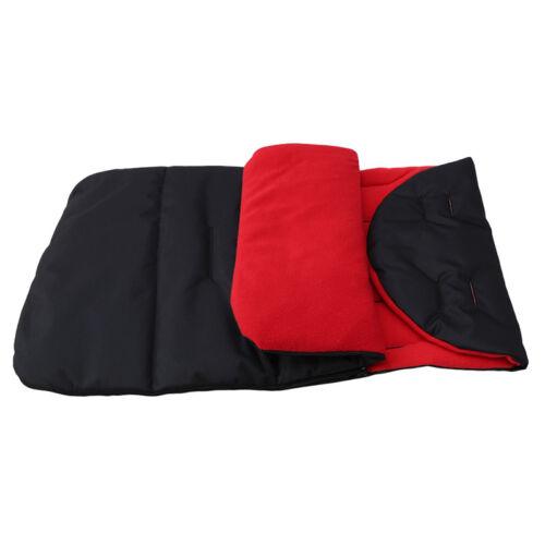 Stroller Footmuff Warm Infant Baby Pushchair Toes Buggy Pram Sleeping Bag Y2