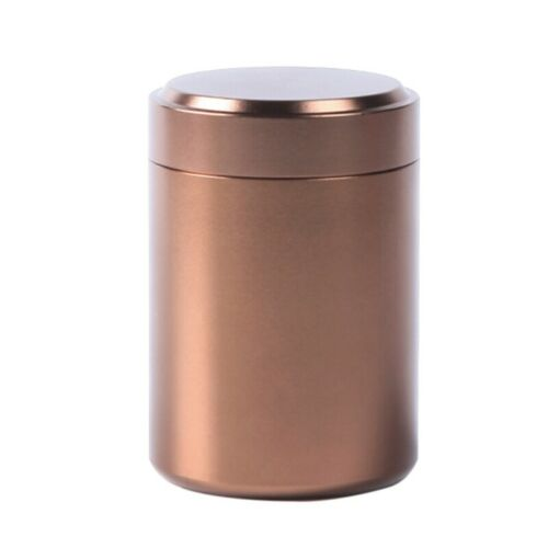 Metal Aluminum Herb Stash Container Airtight Smell Proof Weed Tea Can Storage US