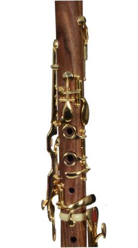 G Clarinet TURKISH clarinet Sol Klarnet of Cocobolo wood κλαρινο ΣΟΛ BRAND NEW