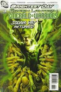 Green-Lantern-Emerald-Warriors-3-Variant-in-NM-condition-DC-comics-gs