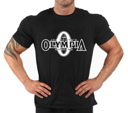 "T-shirt Bodybuilding Fitness Palestra* Mr Olympia"""