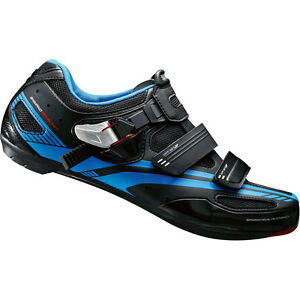 Shimano-R107-Road-Bike-SPD-SL-Cycling-Shoes-Black