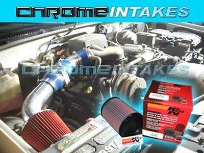 96 97 98 99 00 GMC//CHEVY//CADILLAC SUV//TRUCK 5.0L//5.7 5.7L V8 AIR INTAKE 2P+K/&N