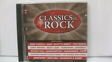 CLASSICS IN ROCK (VERY RARE)                                               cd807