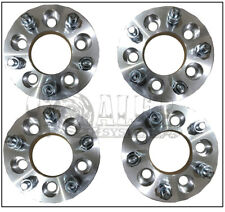 4 Wheel Spacers Adapters 5x45 To 5x475 125 12x20 Stud 5x1143 To 5x120 Fits Ford
