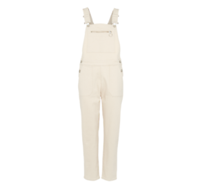 Whistles -- Denim - Oatmeal Dungarees. New with tag - Size 27 -